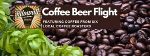 Coffee Beer Flight Featuring 6 Local Roasters @ Kilowatt Brewing | San Diego | CA | United States