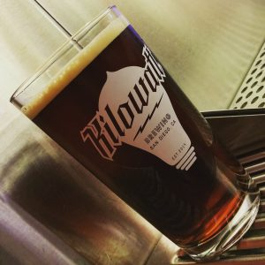 Randall Night: Mexican Hot Chocolate Ale @ Kilowatt Brewing Kearny Mesa