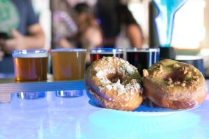 Anniversary Beer Pairing with Nomad Donuts