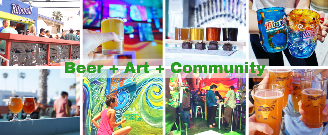 San Diego Art Community