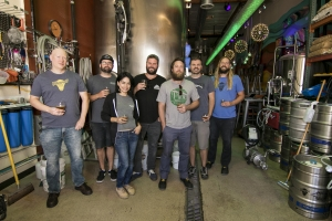 6 Way Collaboration Brew: OB Session SIPA Release @ Kilowatt Brewing Ocean Beach