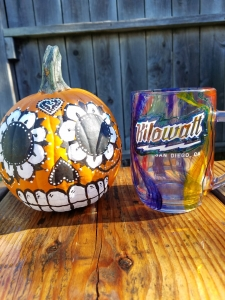 Beer + Art: Paint Your Own Pumpkin @ Kilowatt Brewing Ocean Beach