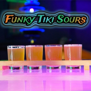 Funky Tiki Sour Night @ Kilowatt Brewing Kearny Mesa