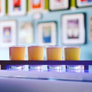 Flower Sour Beer Release @ Kilowatt Brewing Ocean Beach