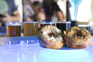 Anniversary Beer Pairing with Nomad Donuts @ Kilowatt Brewing Ocean Beach