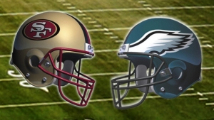 Philidelphia Eagles vs. San Fransisco 49ers @ Kilowatt Brewing Oceanside