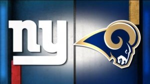 New York Giants vs. Los Angeles Rams @ Kilowatt Brewing Oceanside