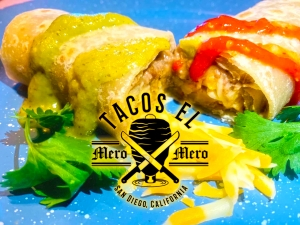 Tacos El Mero Mero @ Kilowatt Beer Garden @ The Brewery - Kearny Mesa
