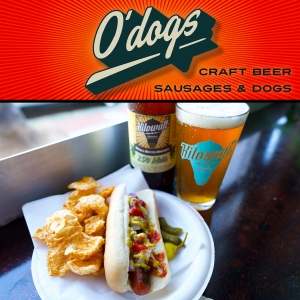 O'Dogs Sausages & Hot Dogs @ Kilowatt Oceanside